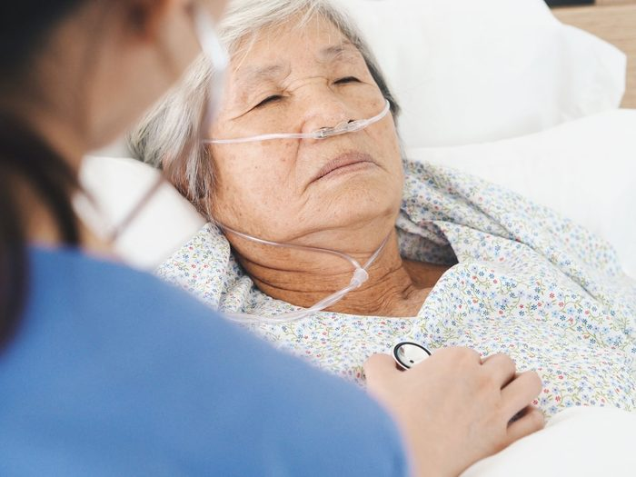 flu heart attack risk