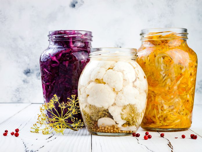 cabbage probiotic foods