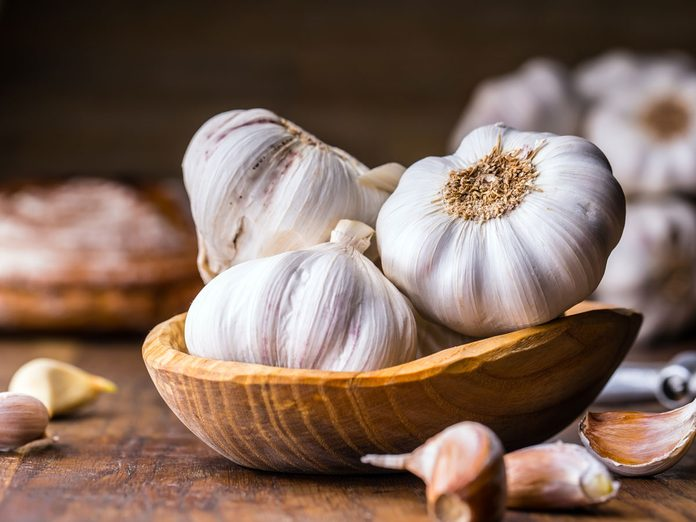 probiotic foods garlic