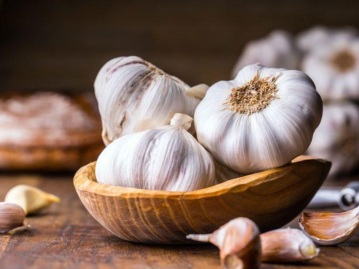 probiotic foods garlic