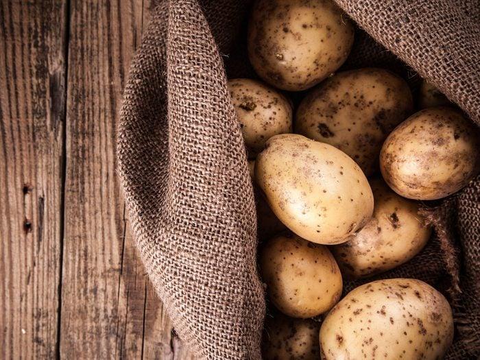 probiotic foods potatoes