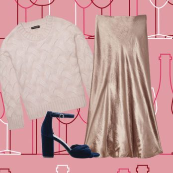 These Outfit Picks Easily Transition from Office to Evening Party