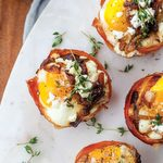 Brunch Just Got Healthier With This Prosciutto-Wrapped Egg Cup Recipe