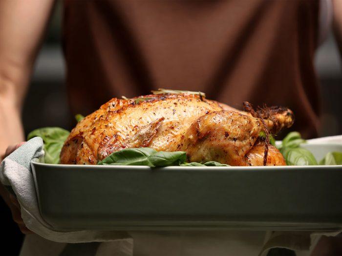 Fight Holiday Stress, turkey