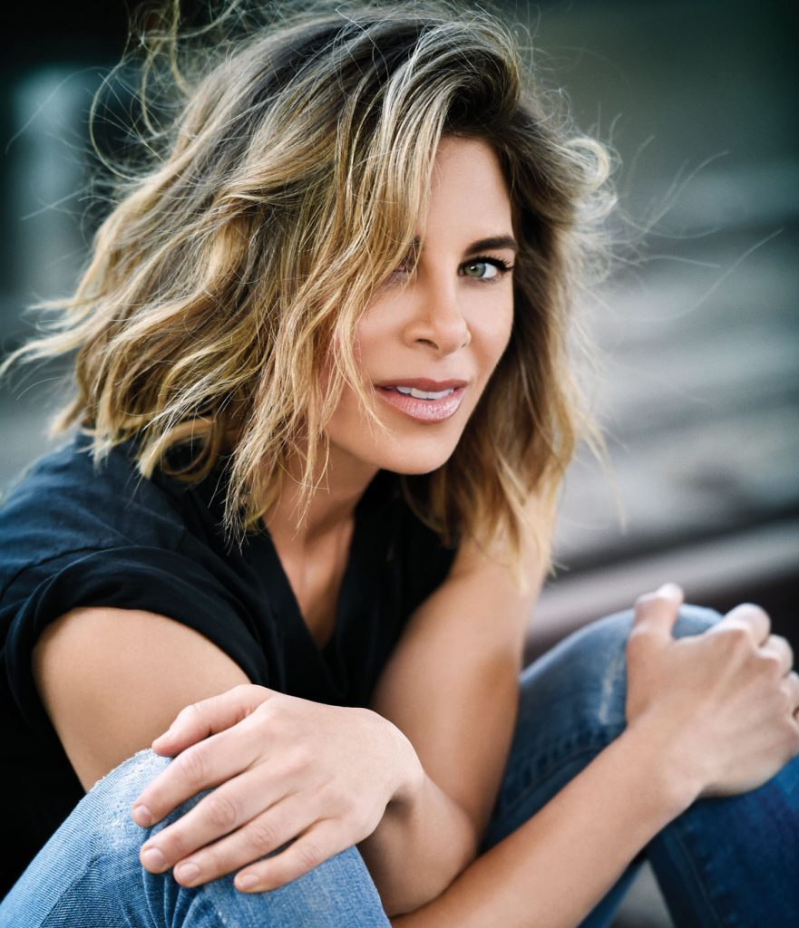 Jillian Michaels photo for cover of The 6 Keys