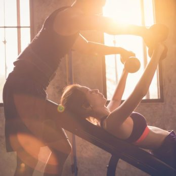 How a Personal Trainer-Client Relationship Actually Works, According to an Equinox Trainer