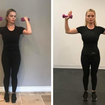 How to Lose Arm Fat, According to a Lagree Personal Trainer