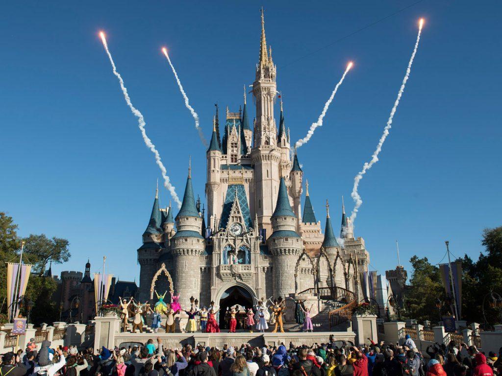 Disney Magic Kingdom Orlando