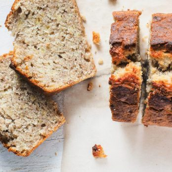 Banana Bread Can Be Healthy If You Follow This Recipe