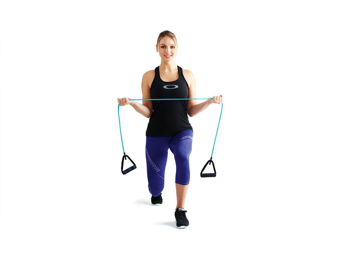 Gym Cartel 6 & 6 lifestyle challenge week 1 yoga flow