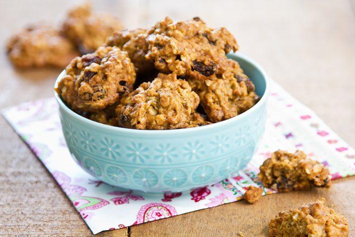 Healthy Oatmeal Cookie Recipe