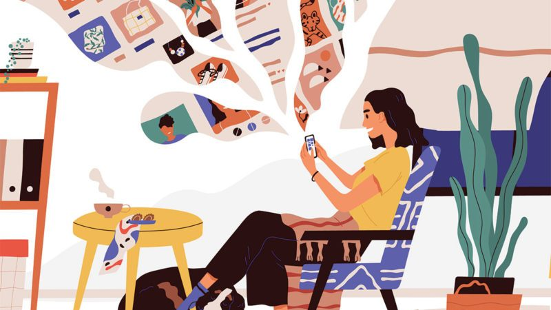 social media ruining chance at happiness