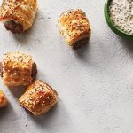 These Vegetarian-Approved Sausage Rolls Taste Like The Real Thing