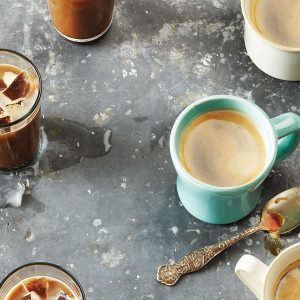 Make This Caffeine-Free Bevvy When You're Craving Coffee