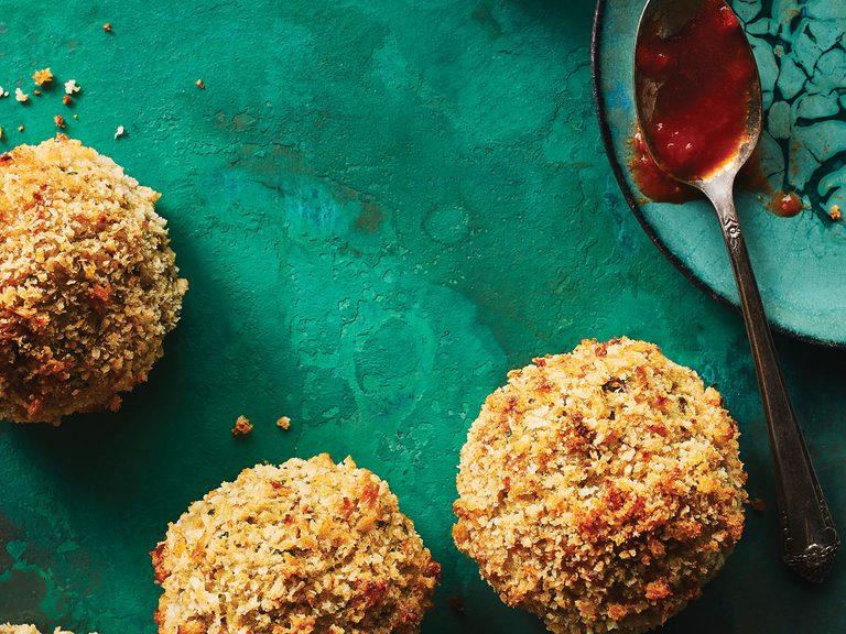 Vegetarian Meatballs