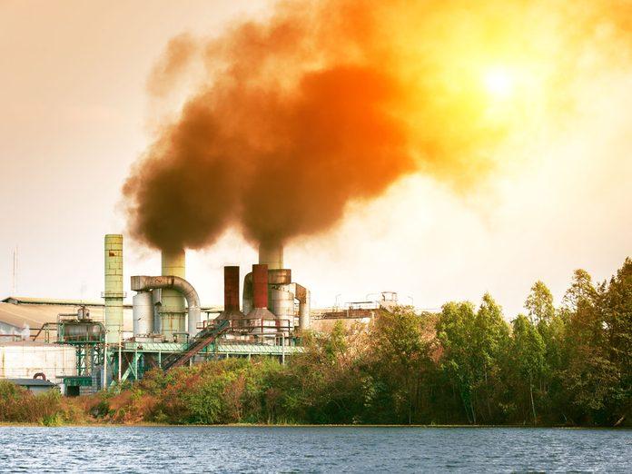 air quality pollution