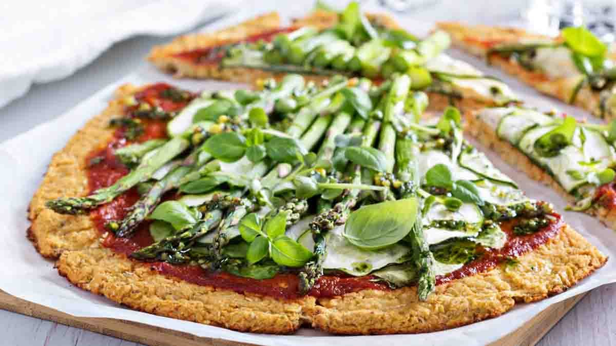 The Healthiest Cauliflower Pizza Crust You'll Ever Make