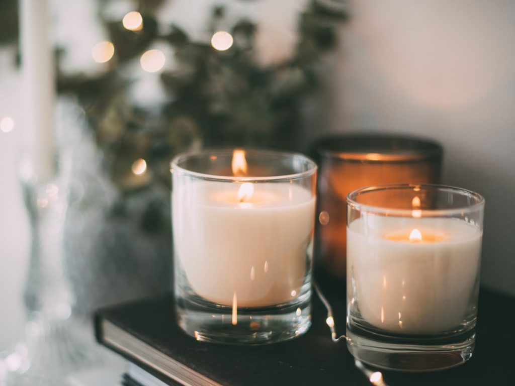 indoor air pollution candles