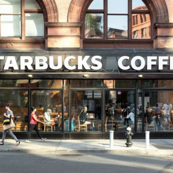 How Many Calories Are in Your Favourite Starbucks Drink?