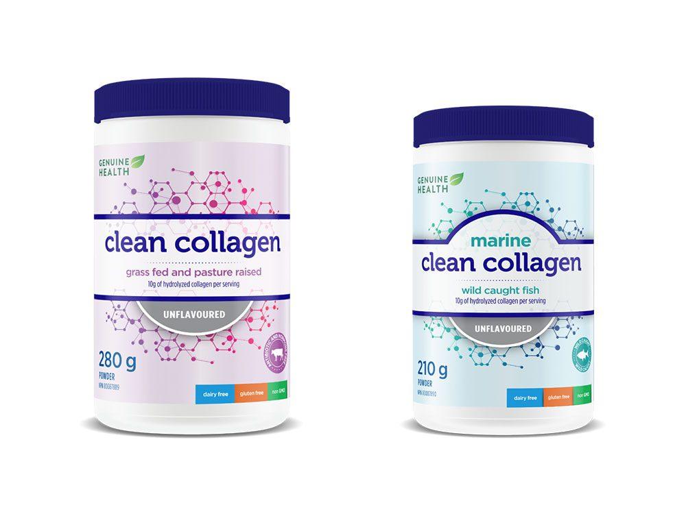 Genuine Health collagen