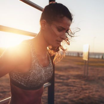 5 Moisture-Wicking Sports Bras For People Who Sweat A Lot