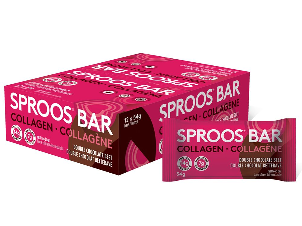 Sproos collagen bar