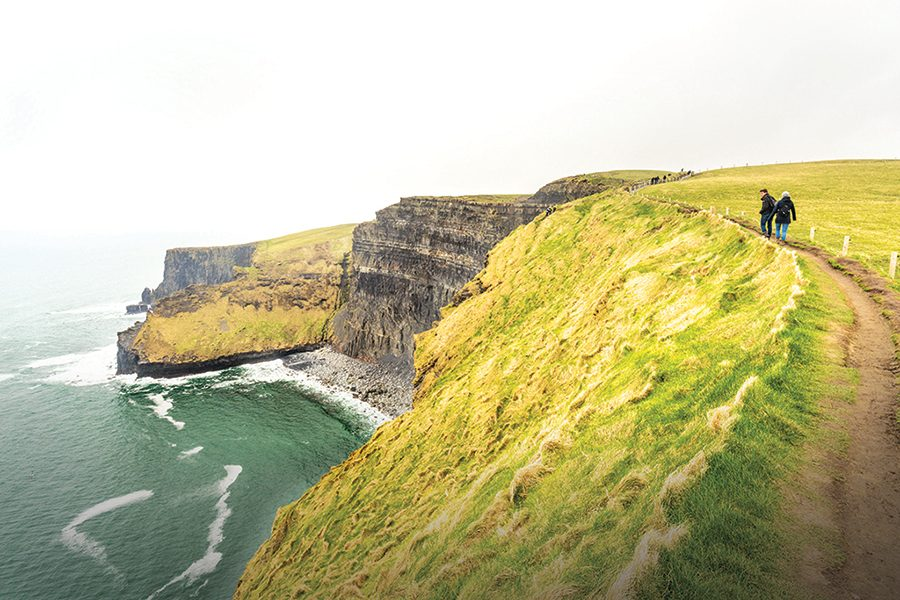 You Could Win the Trip of a Lifetime in Ireland