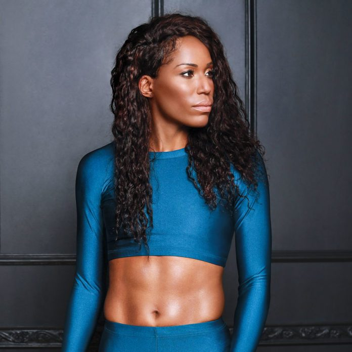 Canadian Olympian Phylicia George Reveals How to Find Joy in Exercise