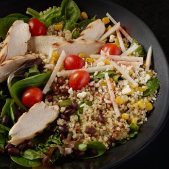 The Healthiest Fast Food Salads in Canada