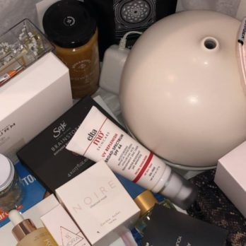 Kourtney Kardashian's Poosh Promo Box Featured These Canadian Brands