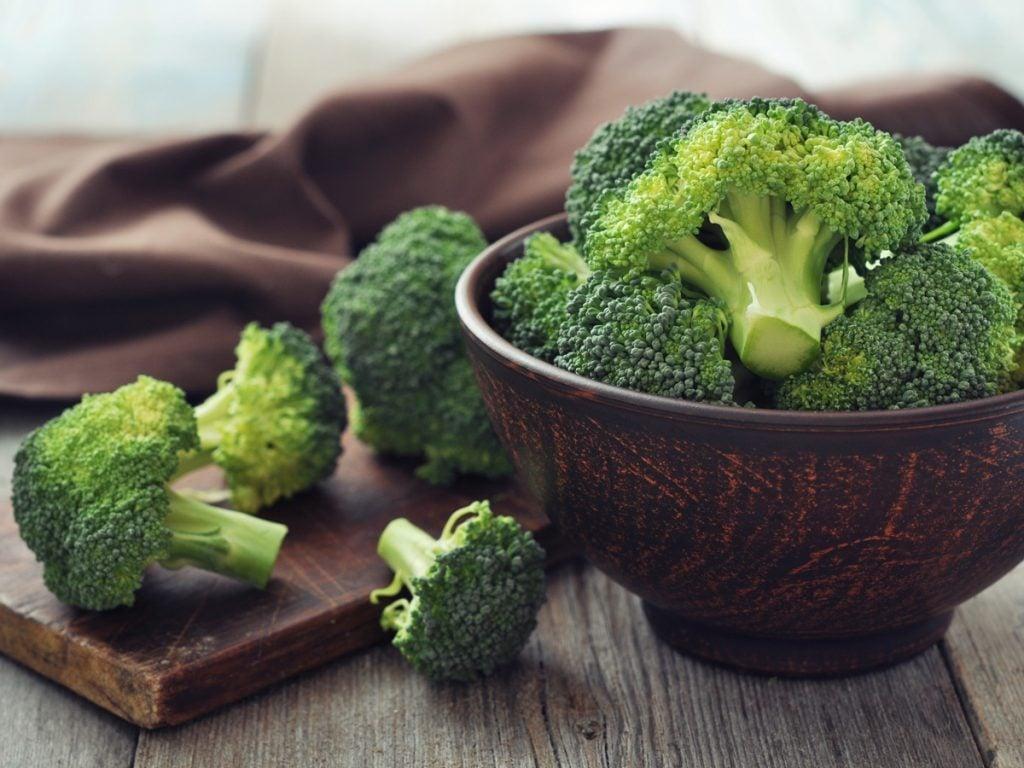 broccoli vegan protein sources