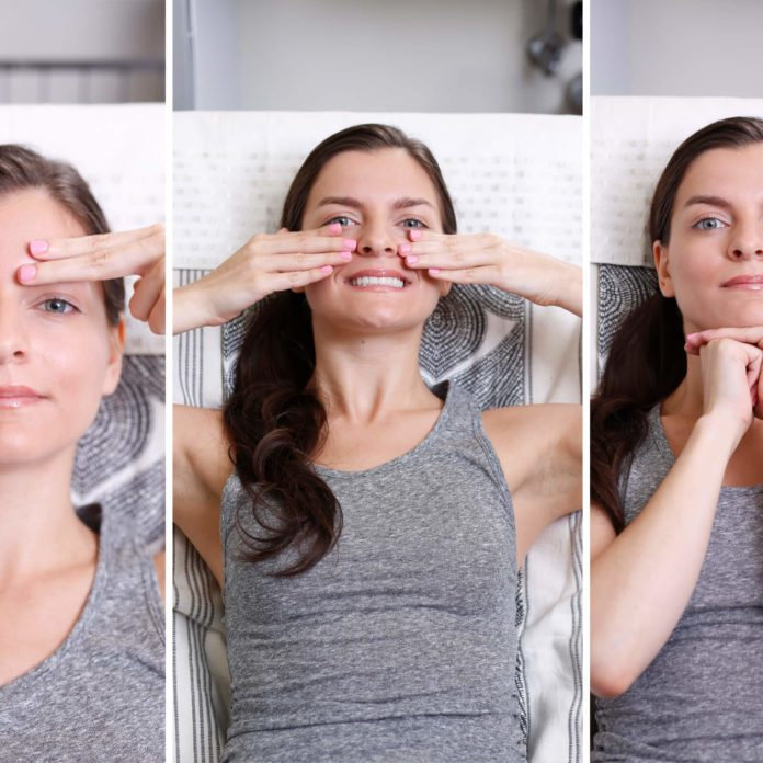 These Science-Approved Facial Exercises Can Make You Look Years Younger