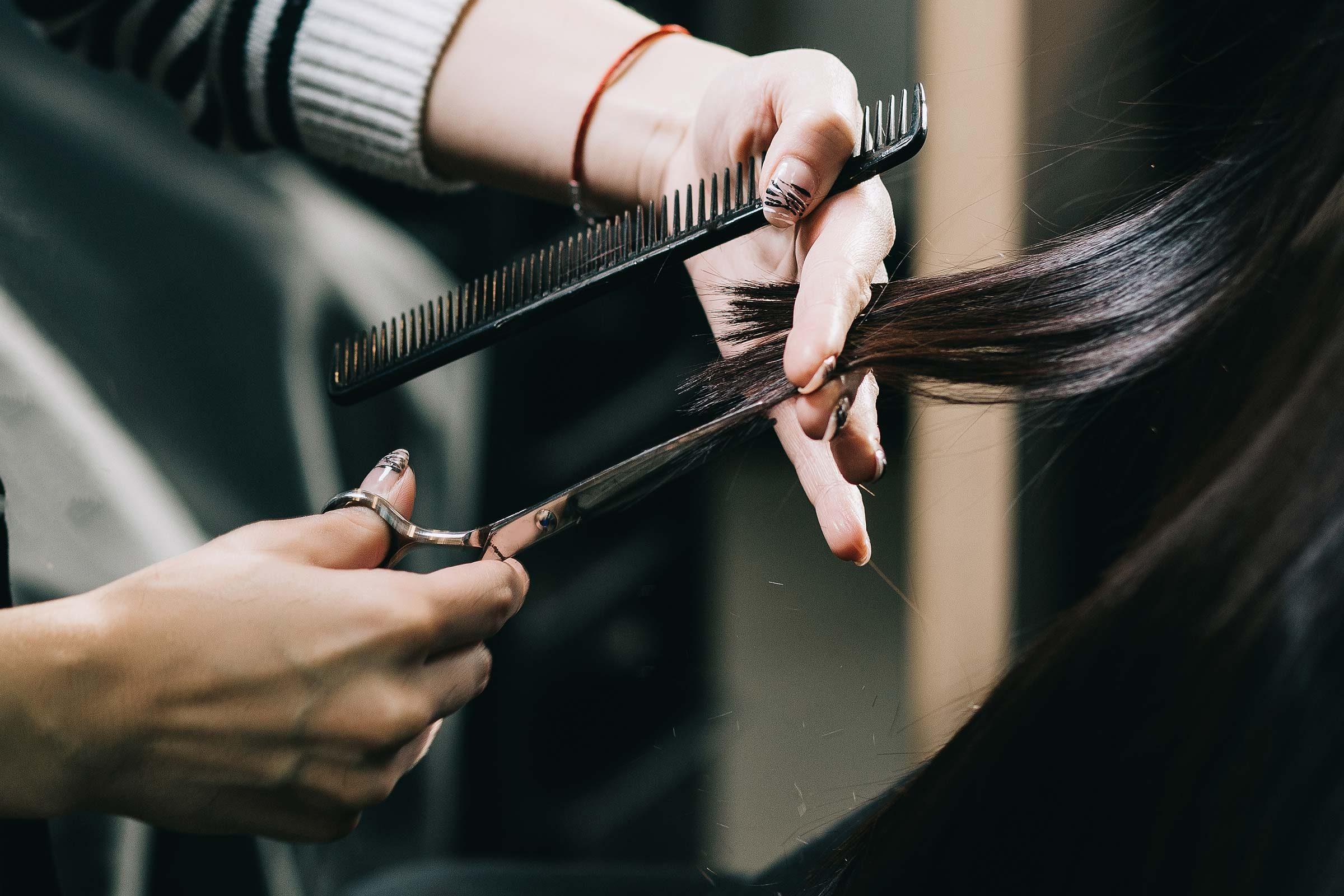 anti-aging hair care