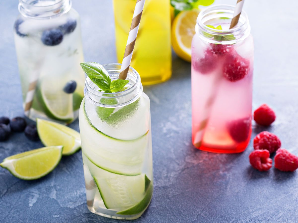23 Flavoured Water Recipes That Are Beyond Refreshing