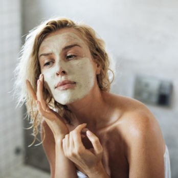 A Super Simple Morning and Evening Skin Care Routine