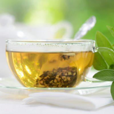 throat remedies green tea