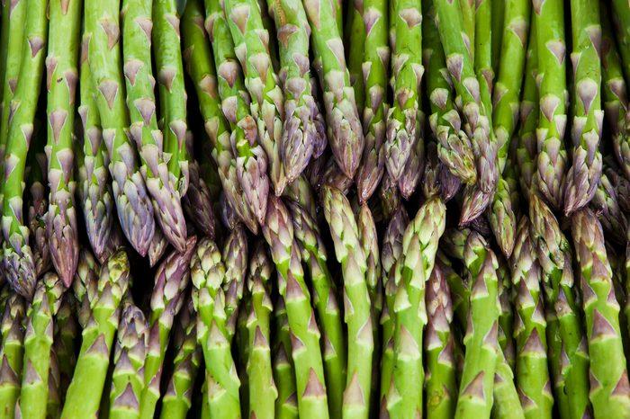 Asparagus texture
