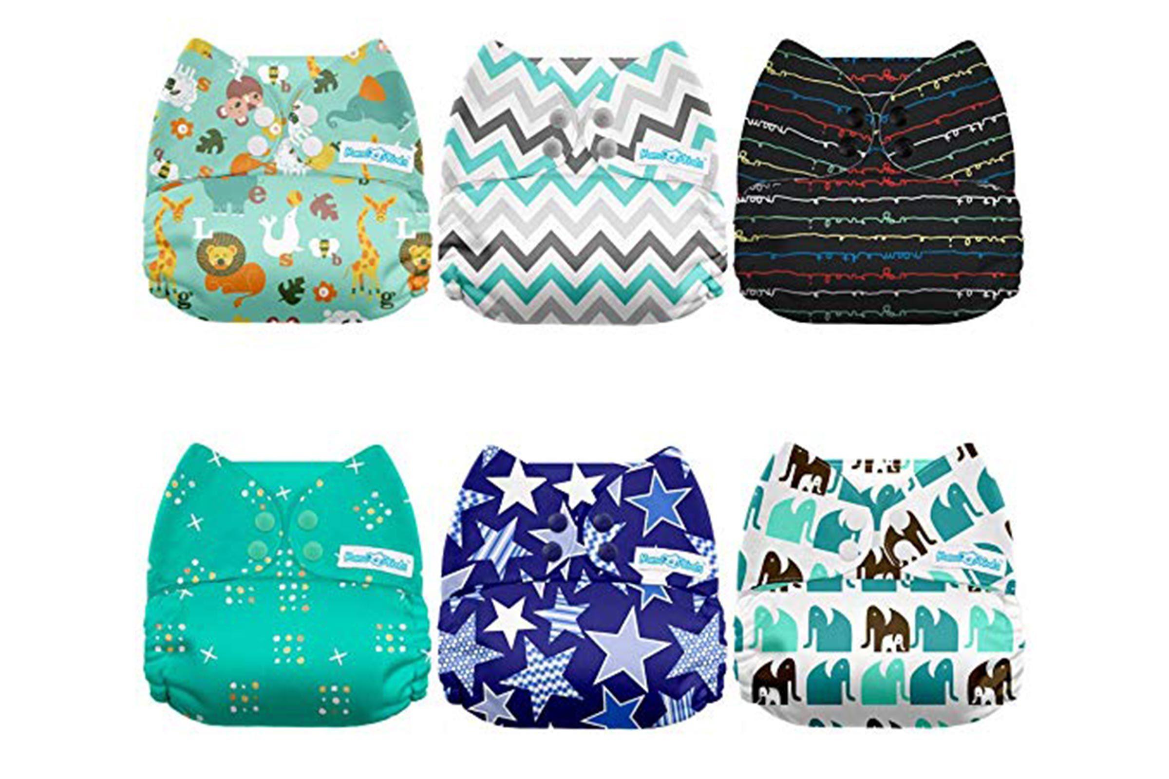 bags diapers