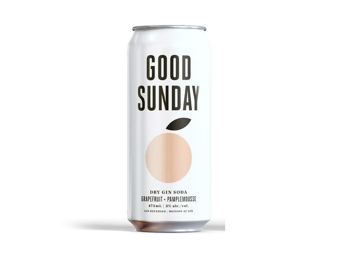 Good Sunday   summer drinks