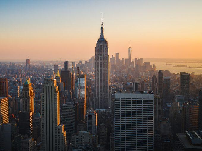 NYC summer getaway