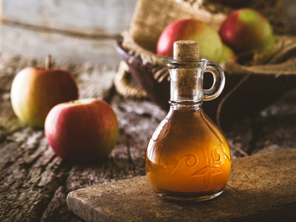 apple cider vinegar for health benefits