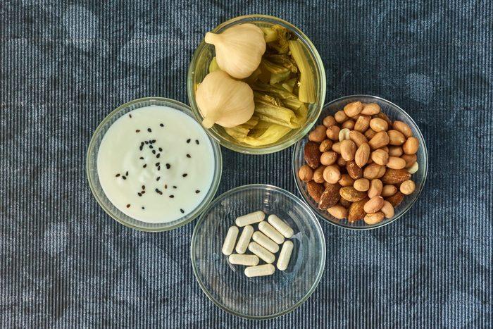 Probiotic active components