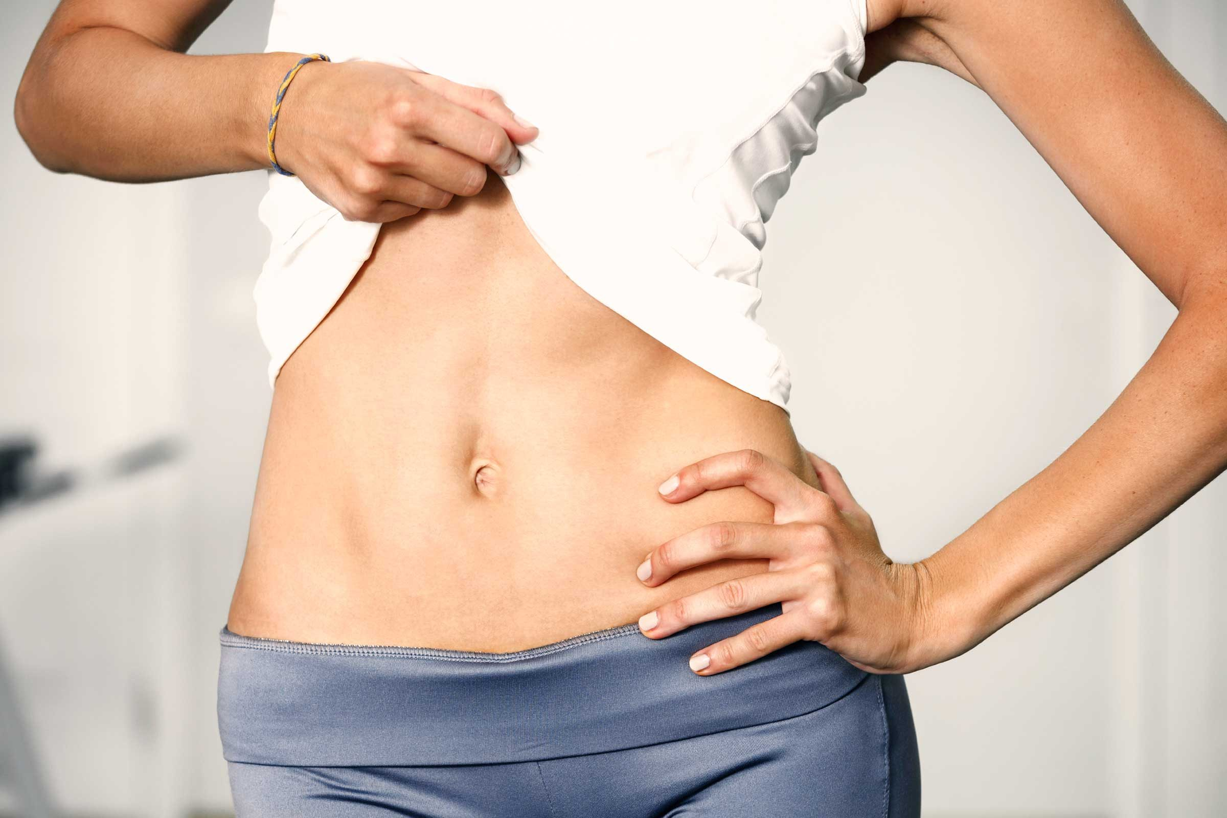 Lose Belly Fat—Without a Lick of Exercise | Best Health Canada