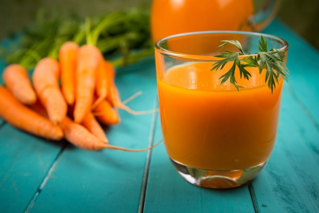 9 natural upset stomach remedies carrot juice