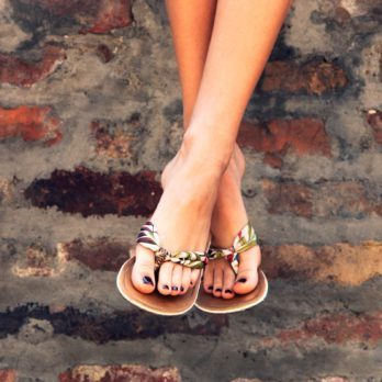 11 Scary Reasons to Rethink Wearing Flip-Flops