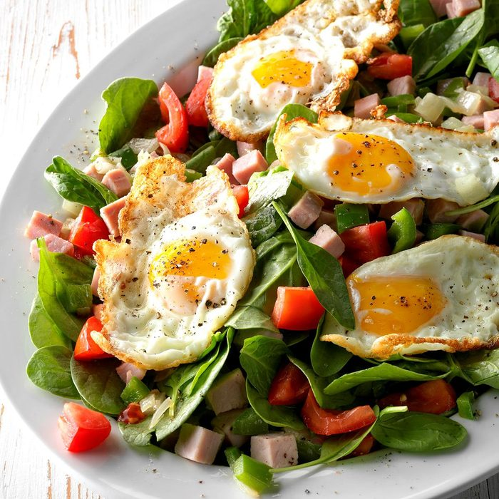 Denver Omelette Salad