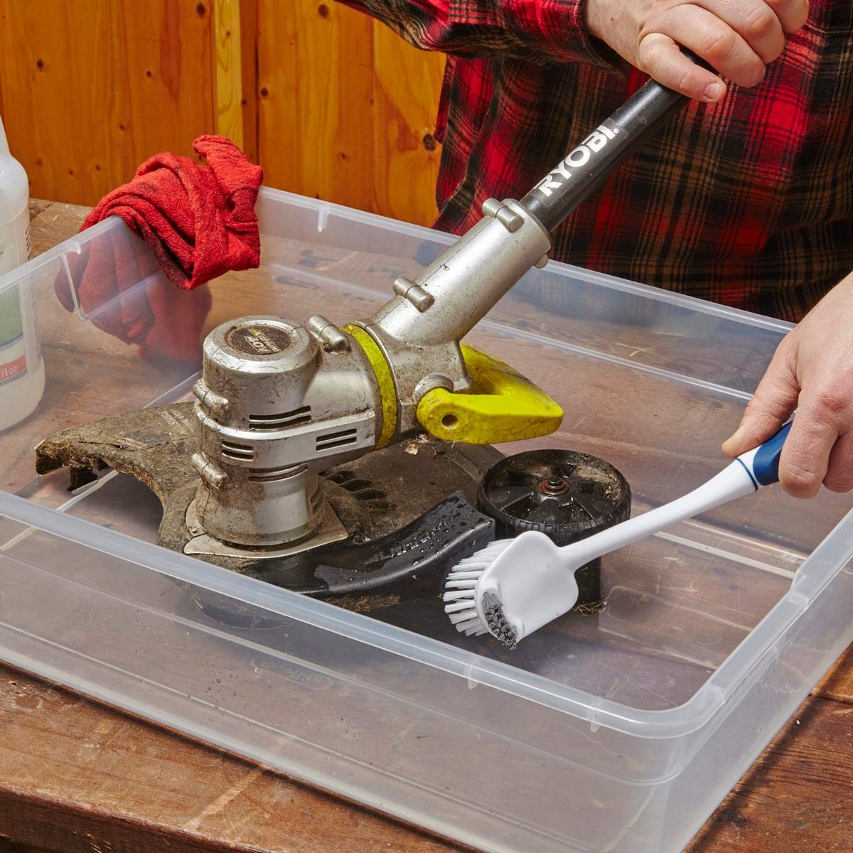 vinegar cleaning hacks