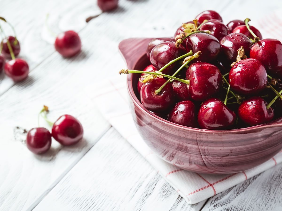 fruit's in season
