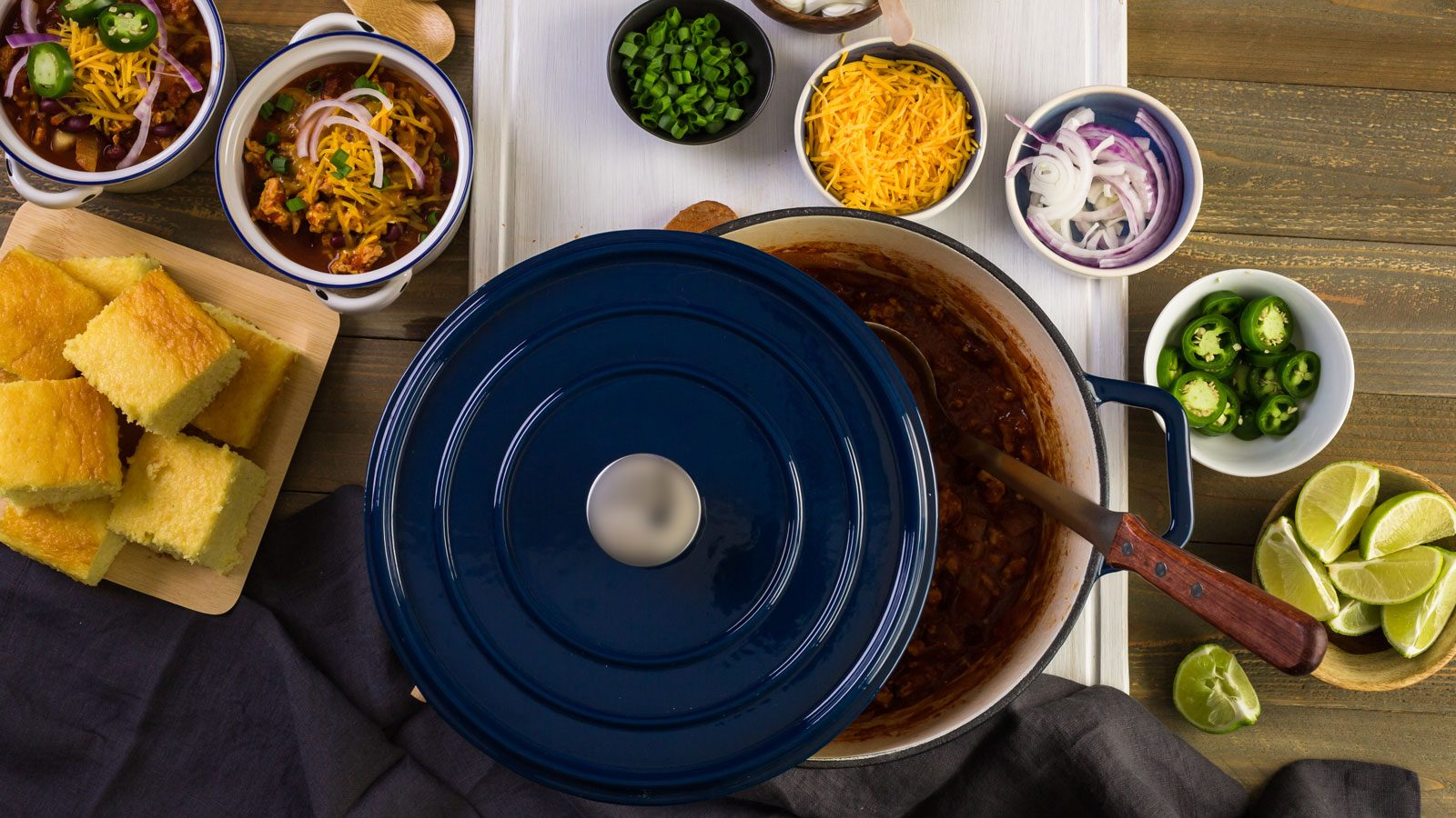 how to clean a Dutch oven