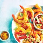 This Grilling Hack Gives Shrimp a Smokiness That's Hard to Beat
